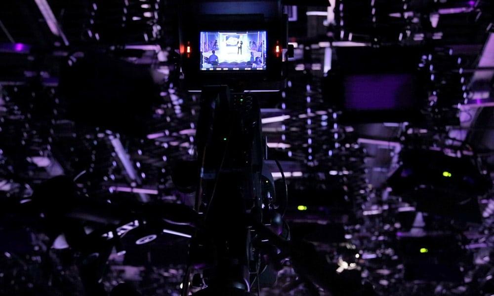Liveübertragung mit Studiokameras