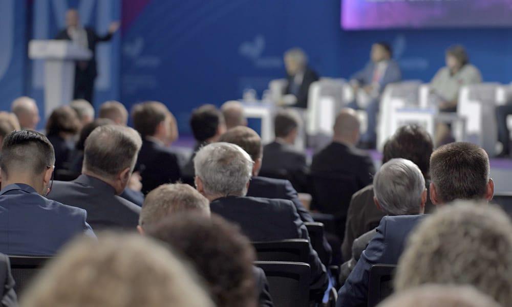 Liveübertragung für Tagungen & Kongresse