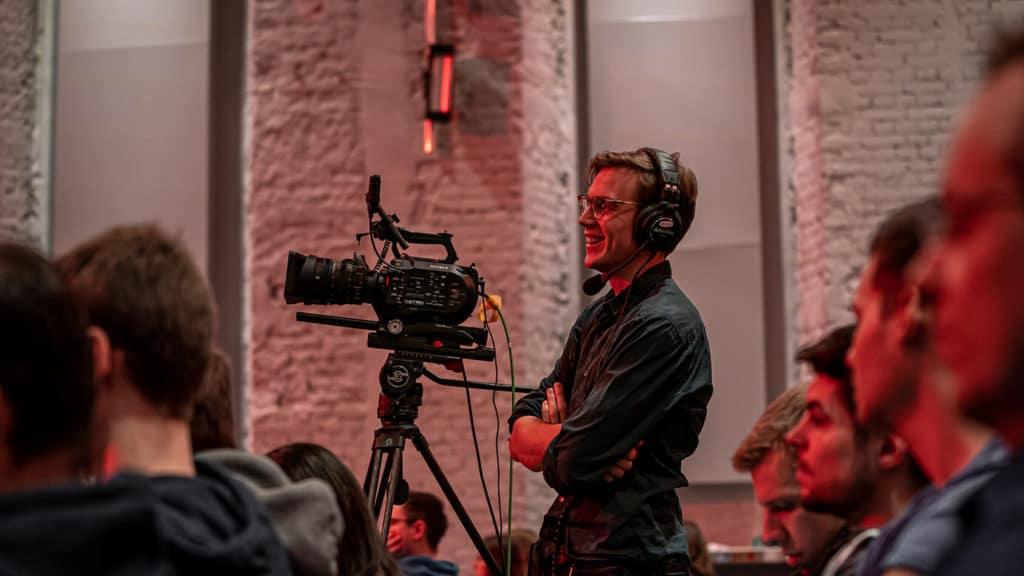 Filmemacher gesucht