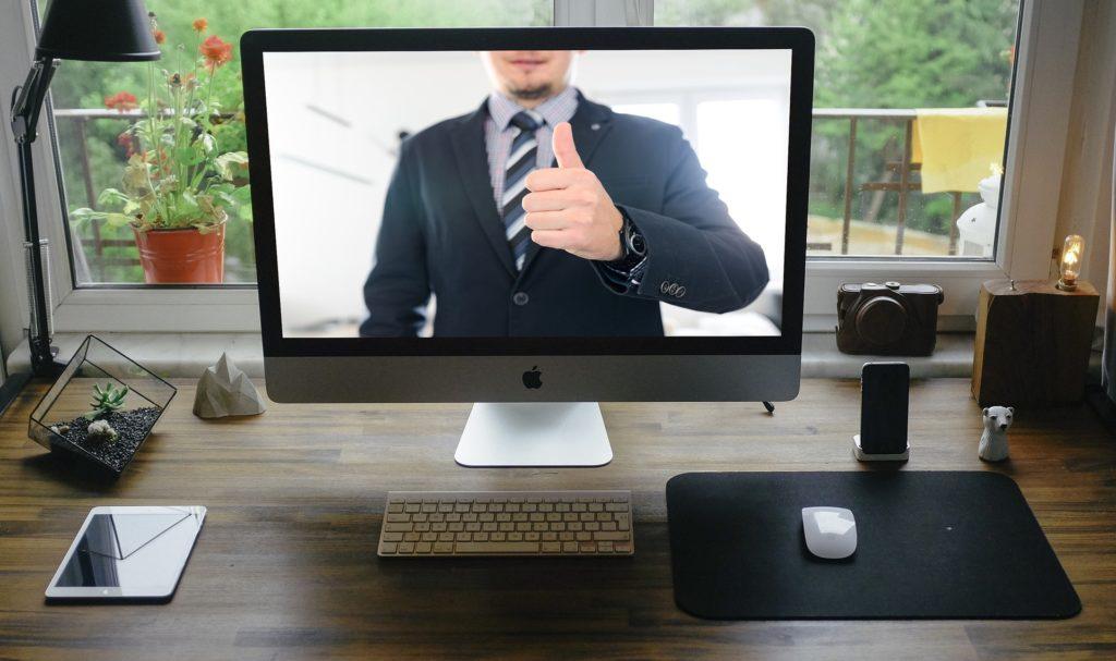 Mann Desktop PC Apple