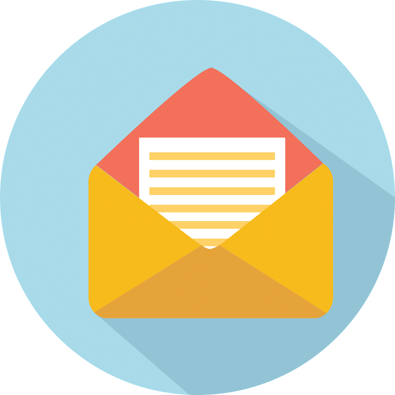 Briefumschlag Kontakt Icon