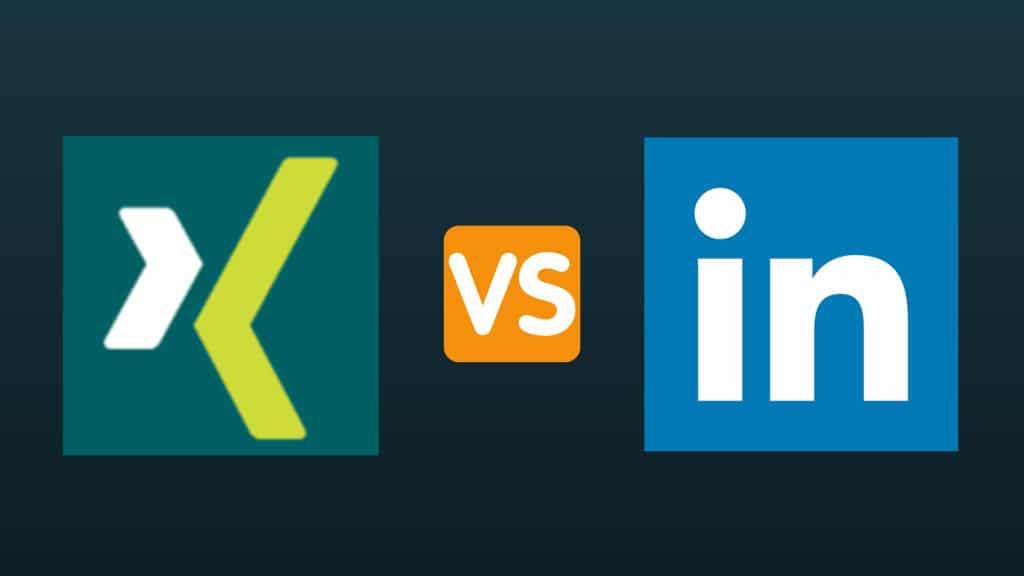 Xing versus LinkedIn
